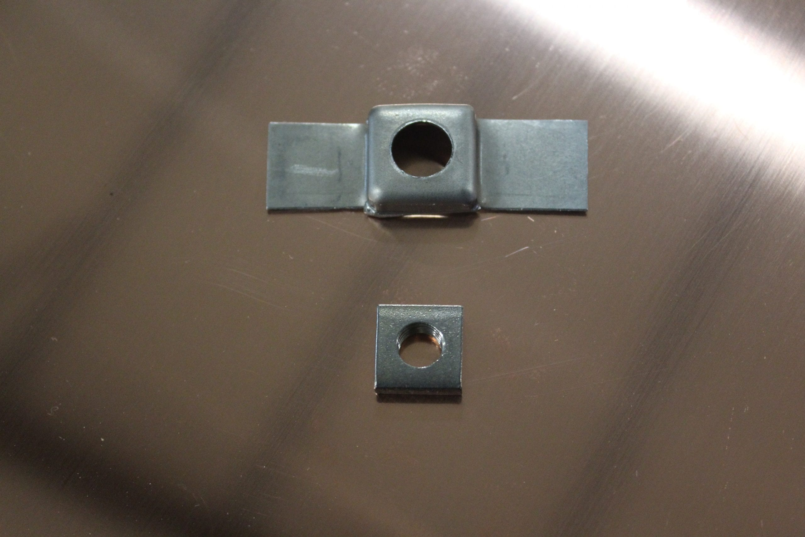 5 16 215 24 Cage Nuts Fit Xk 120 140 150 Jaguars Pro