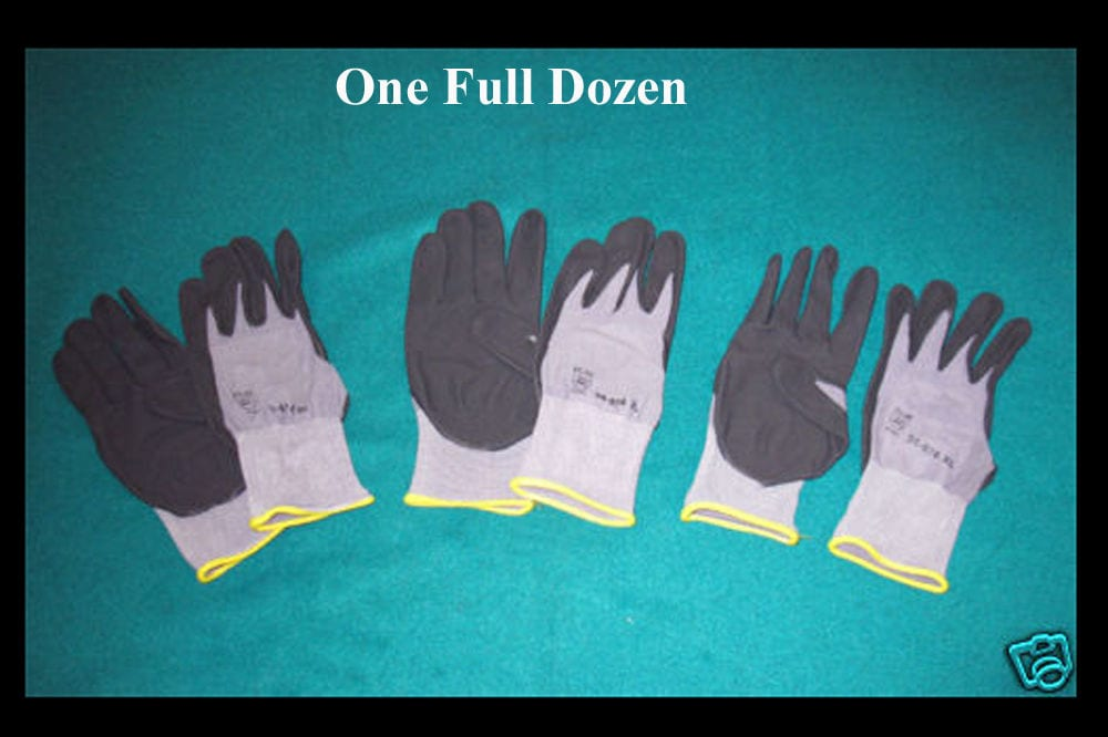 1 Dozen Wheel Gloves