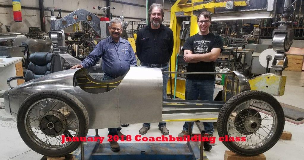 Coachbuilding Class