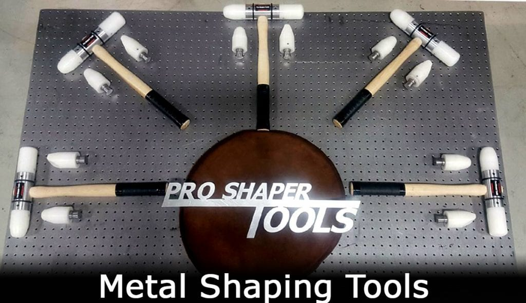 Metal Shaping Tools