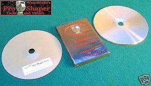 "9"" Shrinking Disc Combo"