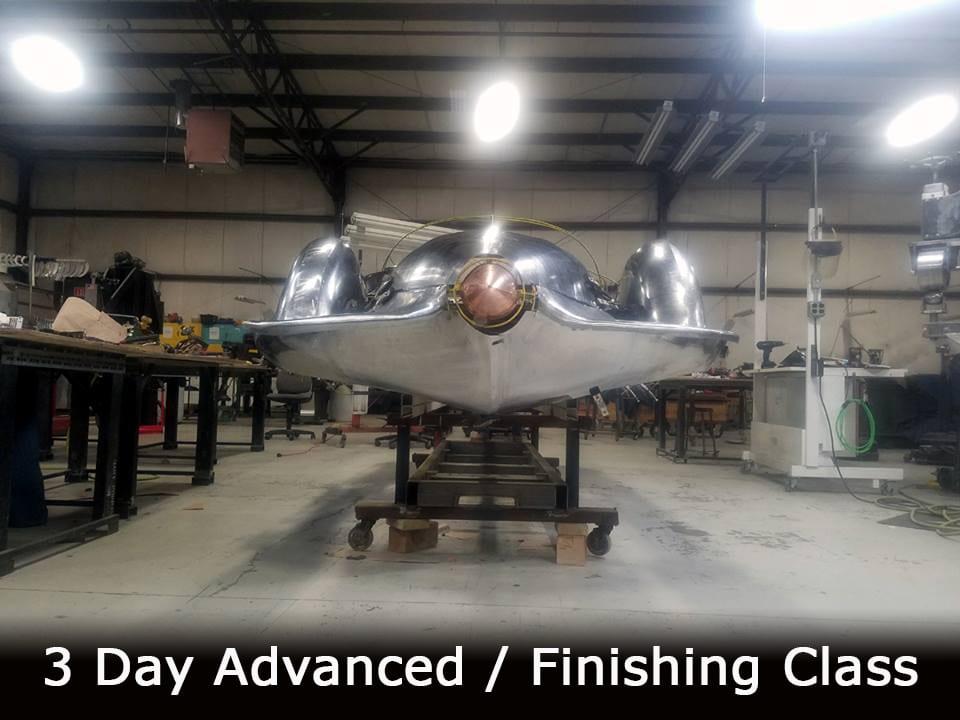 Metal Fabrication Class