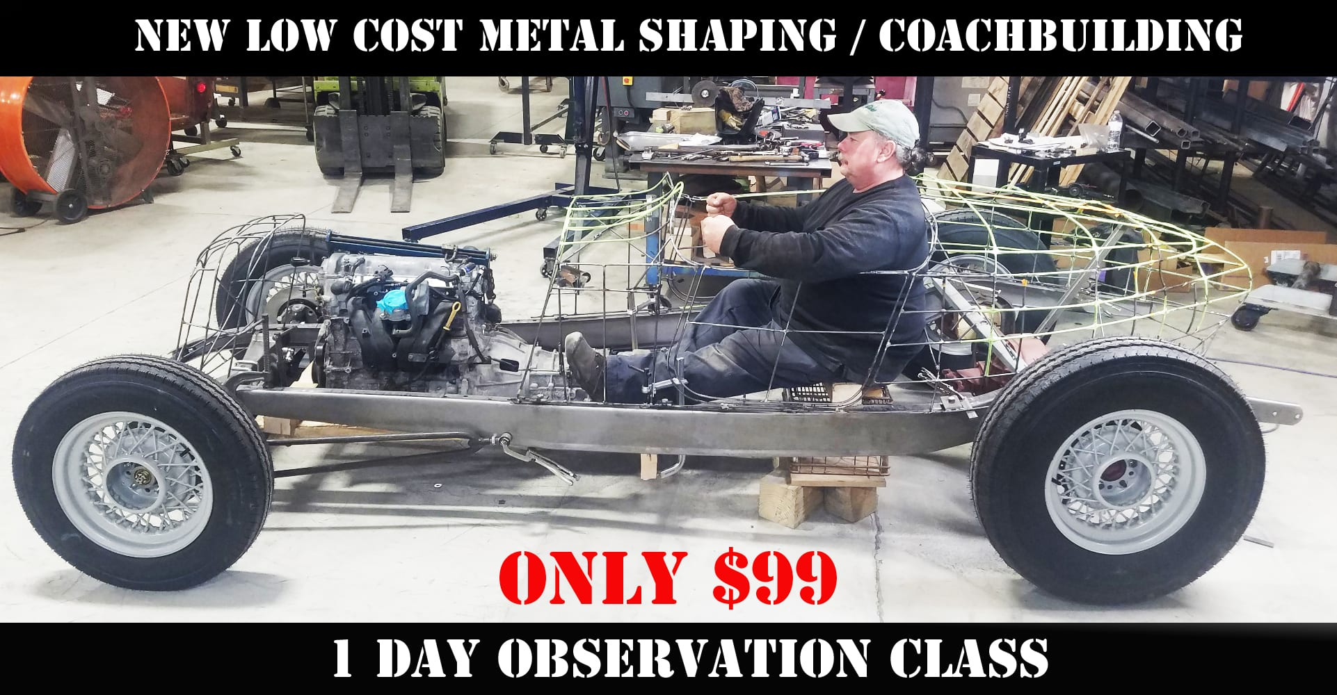 Metalshaping class